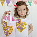 Matching Party Bage & accessories are available for the perfect  Party!