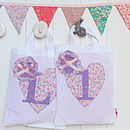 Luxford Ditsy Party Bag