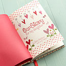 'Our Story For My Daughter' Journal