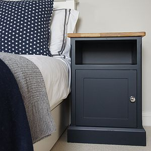 Little Chatsworth Bedside Cabinet In Choice Of Colours