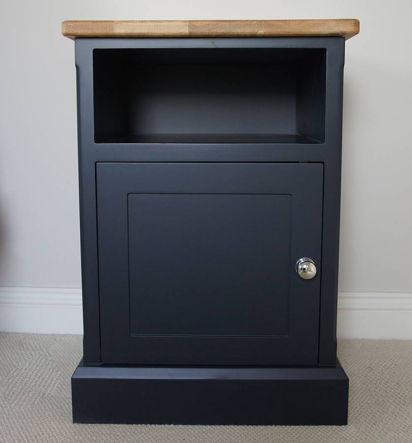 Painted Bedside Table In Choice Of Colours