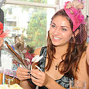 True Romantics Headpiece Hen Party Workshop