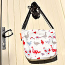 Messenger Bag / Shopping Bag / School Bag