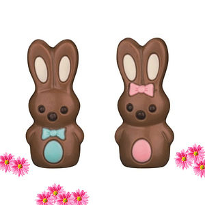 Chocolate Rabbit For Easter - easter treats