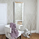 Venetian Glass Dressing Mirror