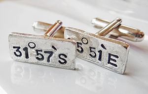 My Favourite Place Cufflinks