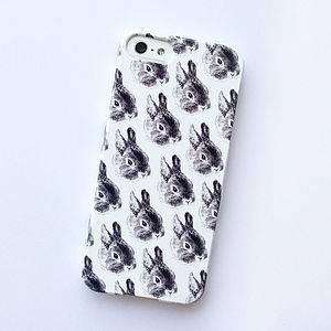 Bunny Phone Case - easter gifts