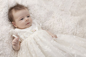 Christening Gown 'Kate' - christeningwear