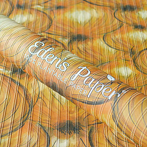 Onion 100% Plantable Wrapping Paper - seeds & bulbs