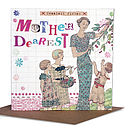 'Sweetest Wishes Mother Dearest' Card