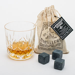 Whiskey Stones - gifts under £25