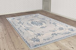 Chenille Rugs Cameo Savonnerie