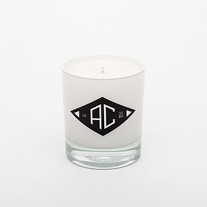 Aloe And Cucumber 60+Hour Organic Candle - tableware