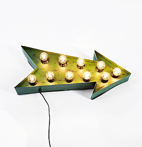Arrow Wall Light - sale by category