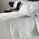 Naples Cotton Quilted Bedspread
