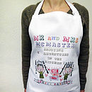 Personalised Kitchen Adventures Apron