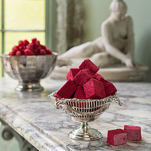 Double Raspberry Marshmallows - food gifts
