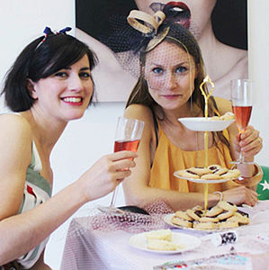 Vintage Headpiece Workshop With Afternoon Tea - experience gifts