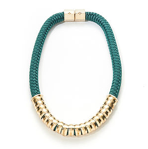 Classic Emerald Statement Necklace - necklaces & pendants