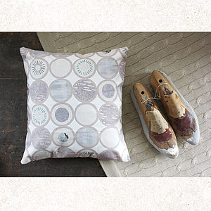 Dotty Cushion - cushions