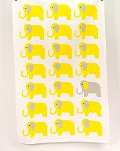 Animal Print Tea Towels