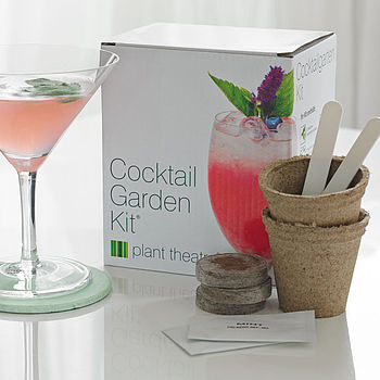 Grow Your Own Cocktail Garden