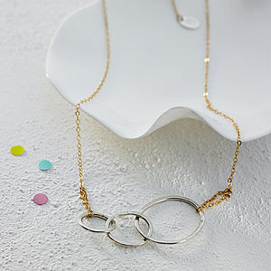 Mum And Me Necklace - gifts from adult children