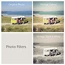 Choose photo filter