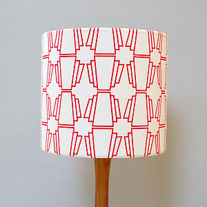 Geo Lampshade - lighting