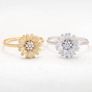 Daisy Ring - rings