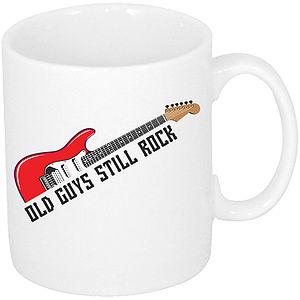 Fender Stratocaster Guitar Coffee Mug