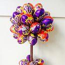 Easter Cadbury® Creme Mini Egg Tree Personalised