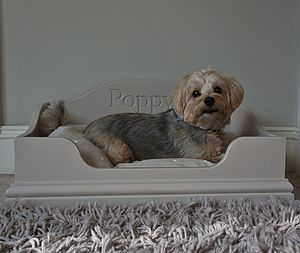 Personalised Dog Bed - dog beds & houses