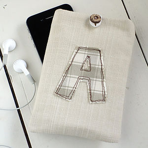 Personalised Initial Phone Case - tech accessories for him
