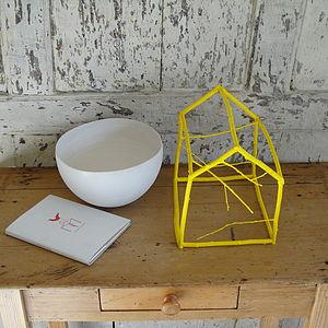Twig House - contemporary art