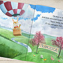 Personalised Easter Bunny Gift Boxed Book