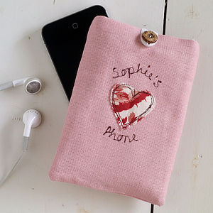 Personalised Phone Or Gadget Case - tech accessories for her
