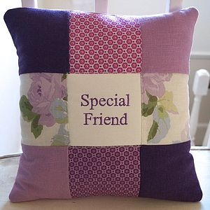 Special Friend Cushion - cushions