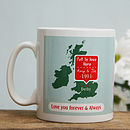 Personalised 'Our Special Place' Mug