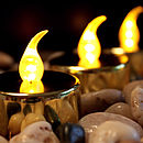 Six LED Tea Lights