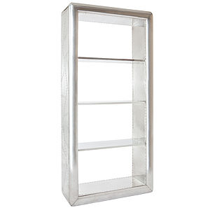 Alairo Cargo Book Shelf - shelves