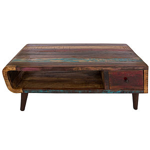 Little Colaba Coffee Table - coffee tables