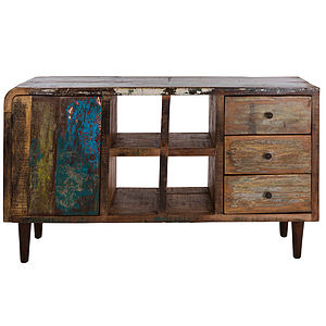 Colaba Wooden Sideboard - home sale