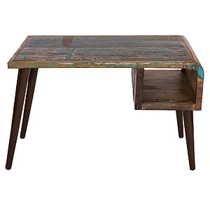 Worli Wooden Desk - furniture