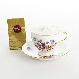 Tea And Cake For One - food & drink gifts