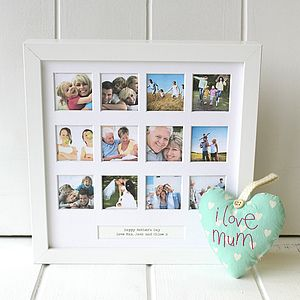 Personalised Special Occasion Photo Frame - gifts for her