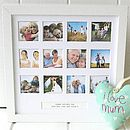Personalised Special Occassion Photo Frame