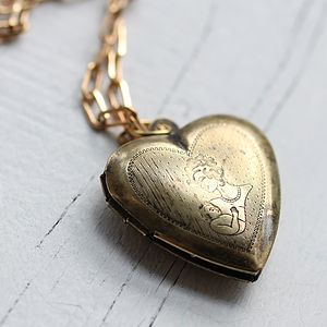 Mama Bebe Locket - necklaces & pendants
