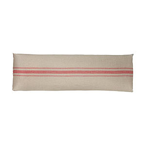 Red Bench Seat Cushion - cushions