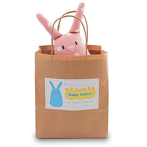 Personalised Easter Bunny - baby & child